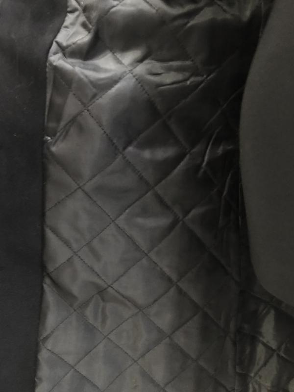 Palton Delia Negru