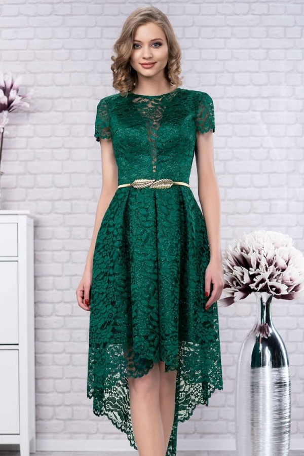 Rochie Anisia Verde