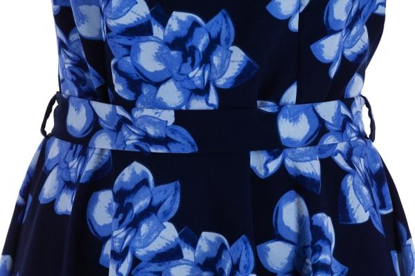 Rochie Bibi Albastru
