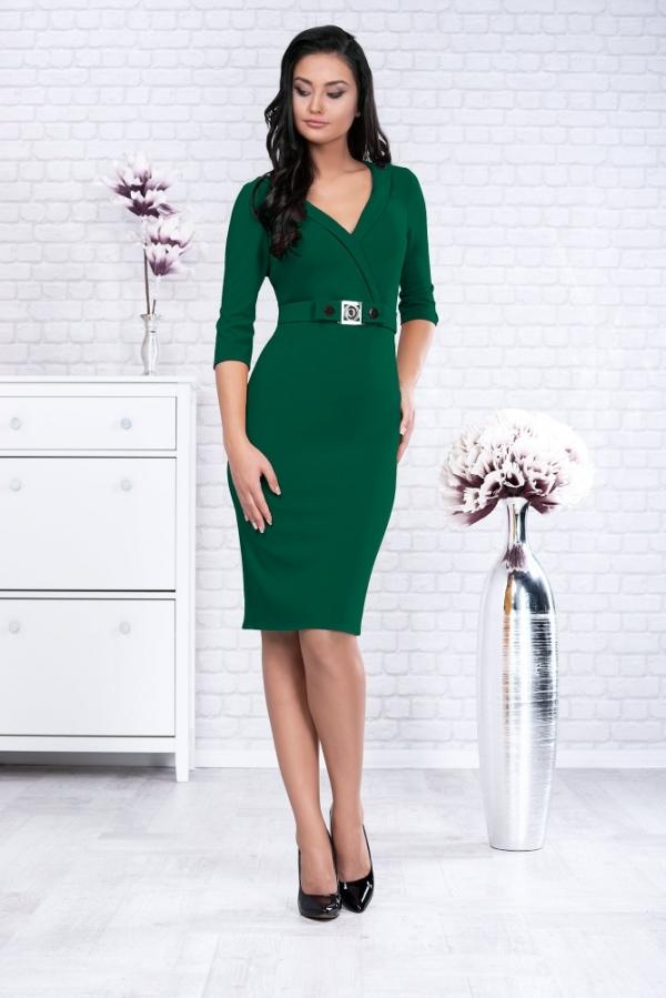 Rochie Medeea Verde