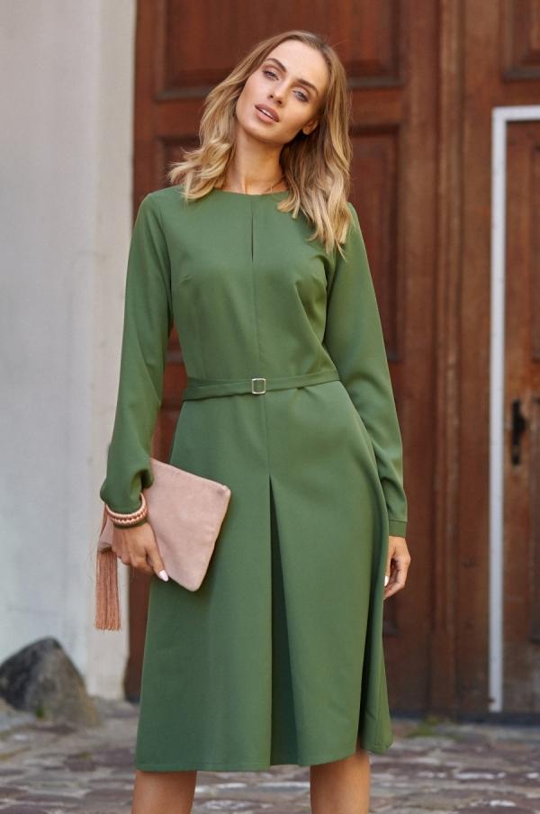 Rochie Mery Verde