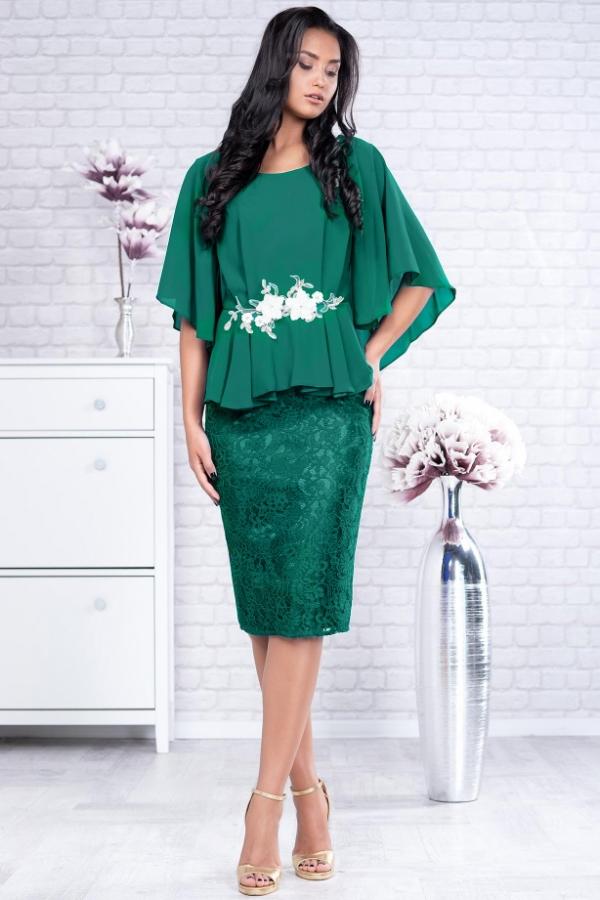 Rochie Salome Verde