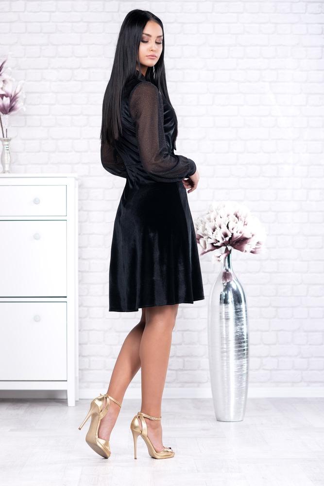 Rochie Ilinca Neagra