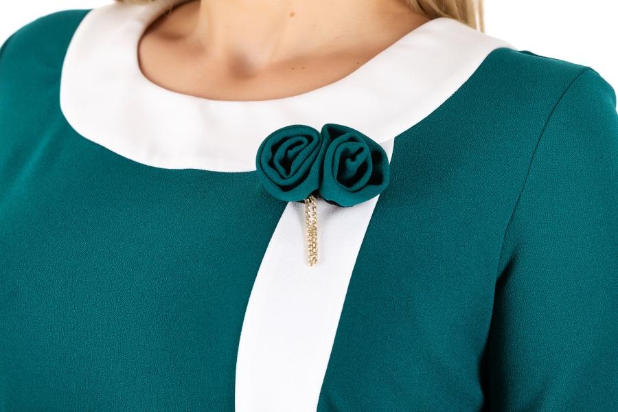 Rochie Nela Verde