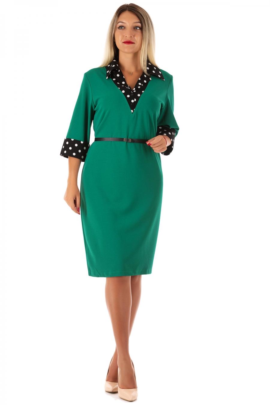 Rochie Sergiana Verde